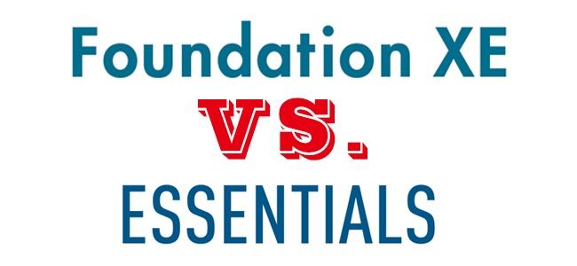 PTC Creo Parametric (Pro/E) Foundation XE vs. Essentials Package