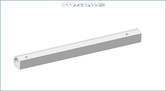 Creo 4.0のフルスクリーンモードによる画面表示