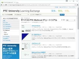 PTC Mathcad チュートリアルビデオ