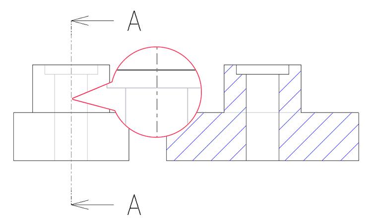 Drawing Lines In Mathcad : Creo parametricの図面で、断面図の切断線を 点鎖線にする方法