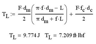PTC Mathcad Mathcadの数式